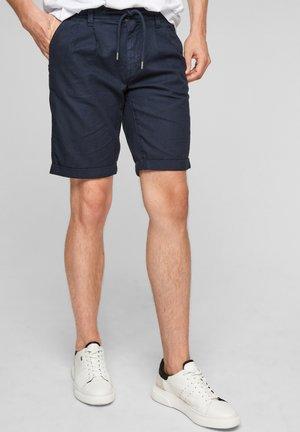 REGULAR - Shorts - dark blue