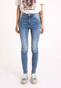 Pimkie - Jeans Skinny Fit - denimblau - 0