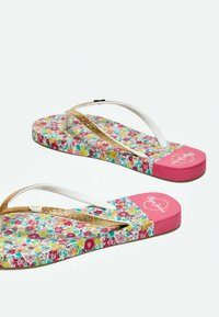 Pepe Jeans - T-bar sandals - gold - 3