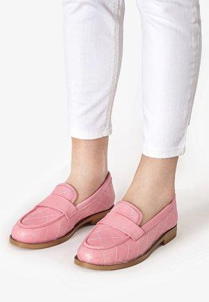 Mocassins - pink pnk