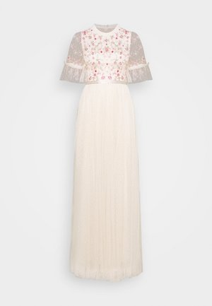 ELSIE RIBBON BODICE MAXI DRESS - Ballkleid - champagne