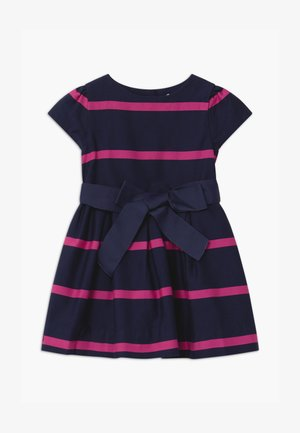 STRIPE  - Robe de soirée - french navy
