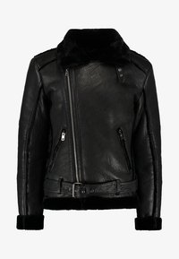 Be Edgy - BETYRESE - Leather jacket - black - 5