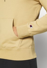 Champion - ROCHESTER HOODED - Mikina skapucí - brown - 5