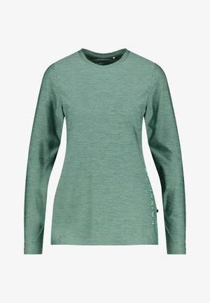 KAJAANI - Long sleeved top - grün