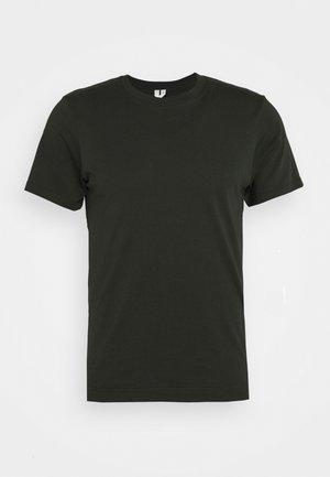 T-SHIRT - Basic T-shirt - green dark