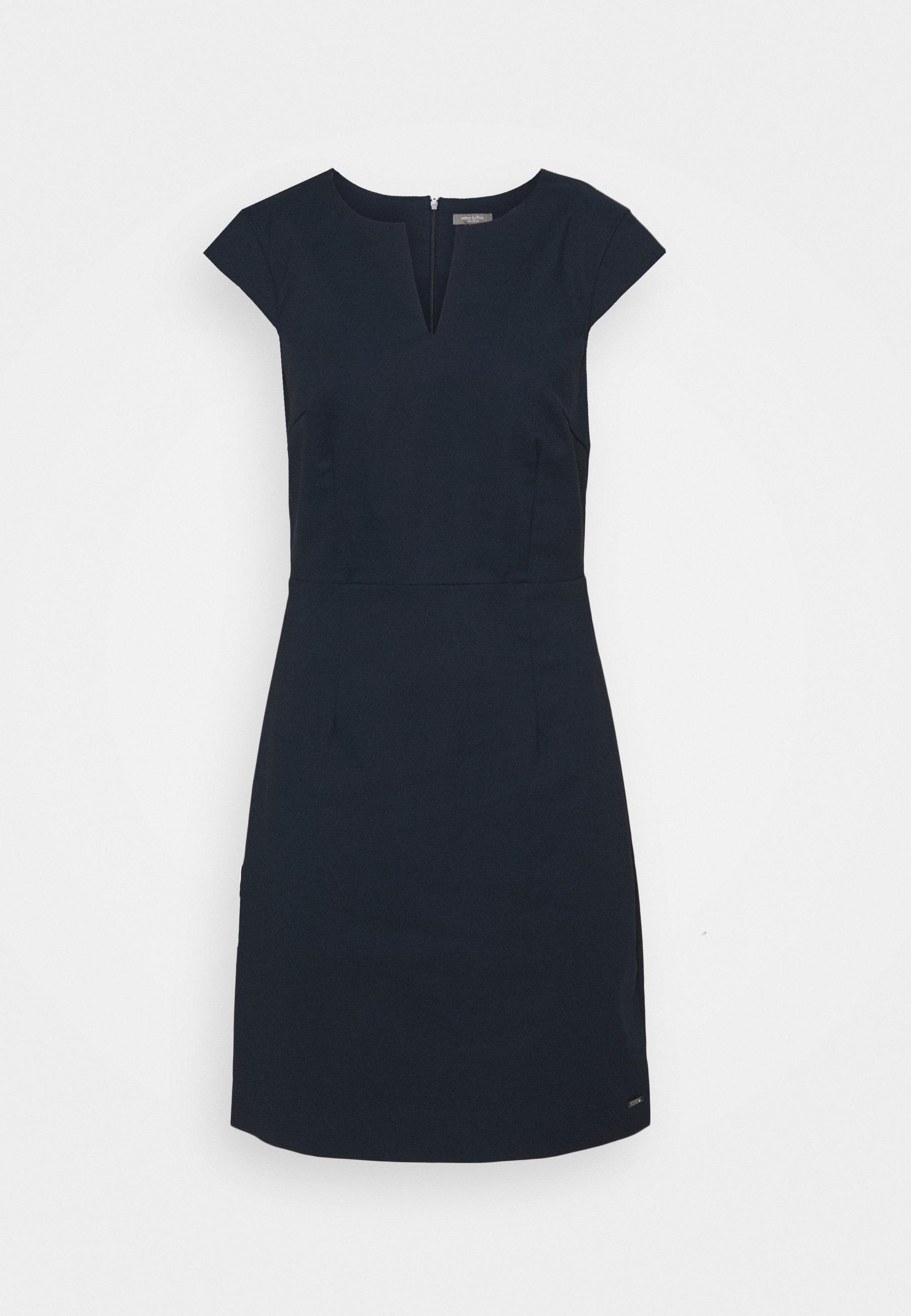 Damen DRESS SIGNATURE SHIFT - Etuikleid