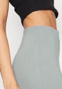 Even&Odd - BASIC - Maxi skirt - Maxi sukně - abyss - 5