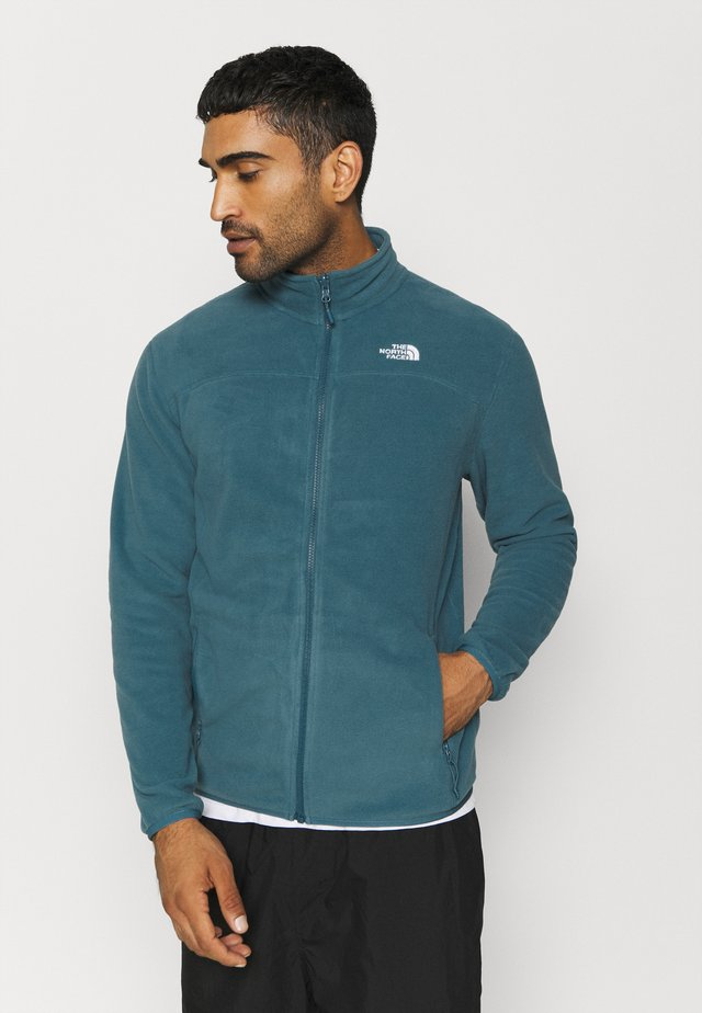 GLACIER URBAN  - Fleece jacket - mallard blue