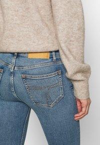 Tiger of Sweden Jeans - SLIGHT - Jeans Skinny - dust blue - 3