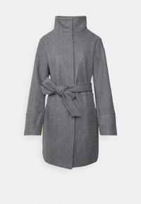 BYCILIA  - Classic coat - mid grey melange