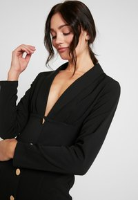 4th & Reckless - PIMLICO - Robe chemise - black - 4