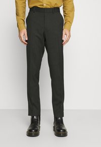 Isaac Dewhirst - SINGLE BREASTED SUIT - Kostym - green - 6