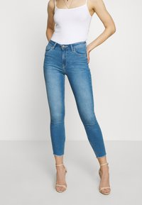 Lee - SCARLETT HIGH - Jeans Skinny Fit - daryl raw - 2