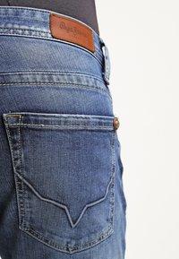 Pepe Jeans - CASH - Džíny Straight Fit - z23 - 4