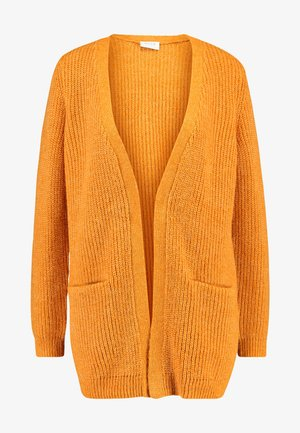 Cardigan - golden oak/melange