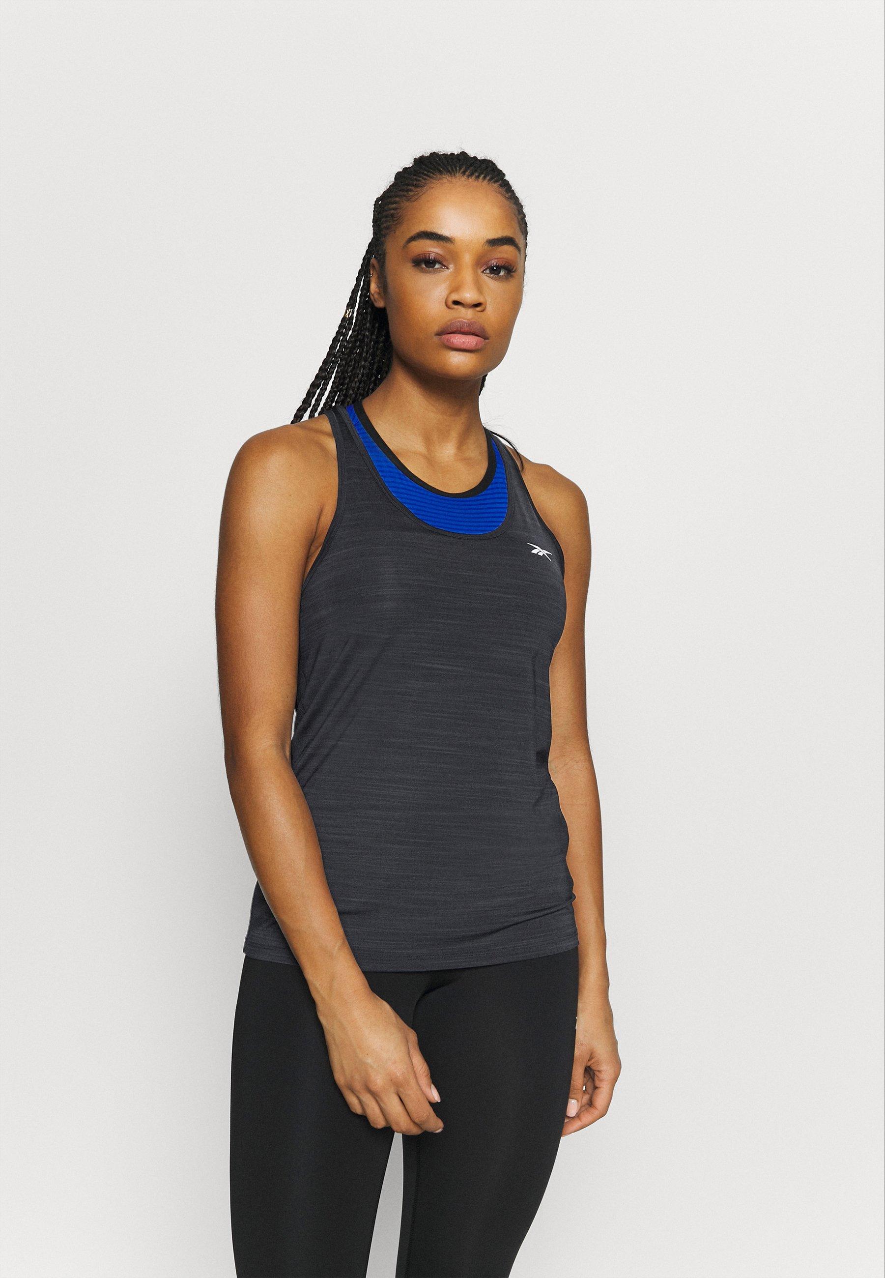 Donna ATHLETIC TANK - T-shirt sportiva