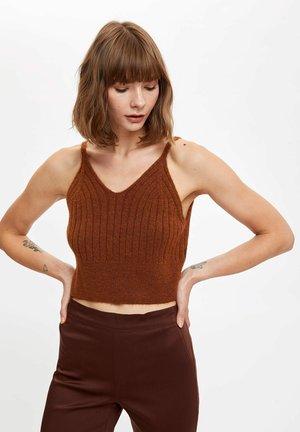 Débardeur - brown