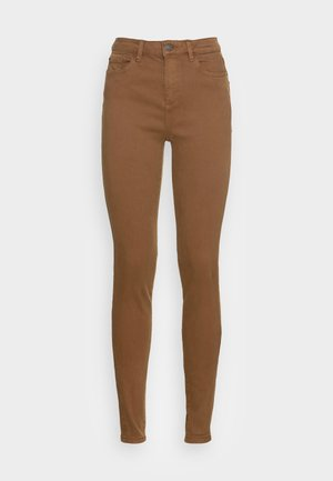 SHAPING - Jeans Skinny Fit - toffee