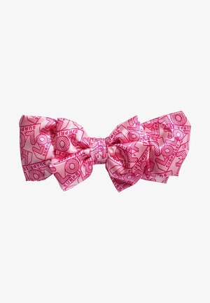 Hair styling accessory - pink