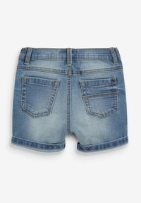 Next - DISTRESSED - Denim shorts - blue - 1