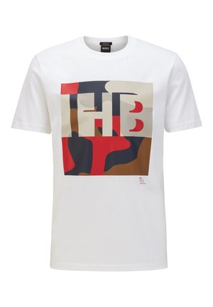 TIBURT 161 - Print T-shirt - white