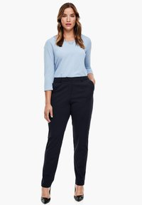 Triangle - Trousers - navy - 1
