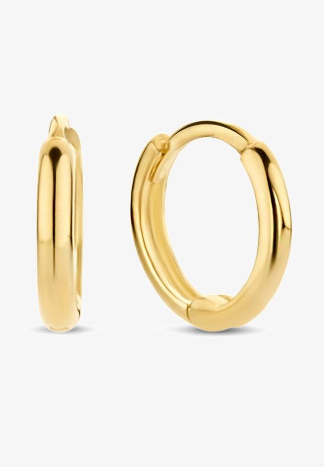 Øreringe - gold