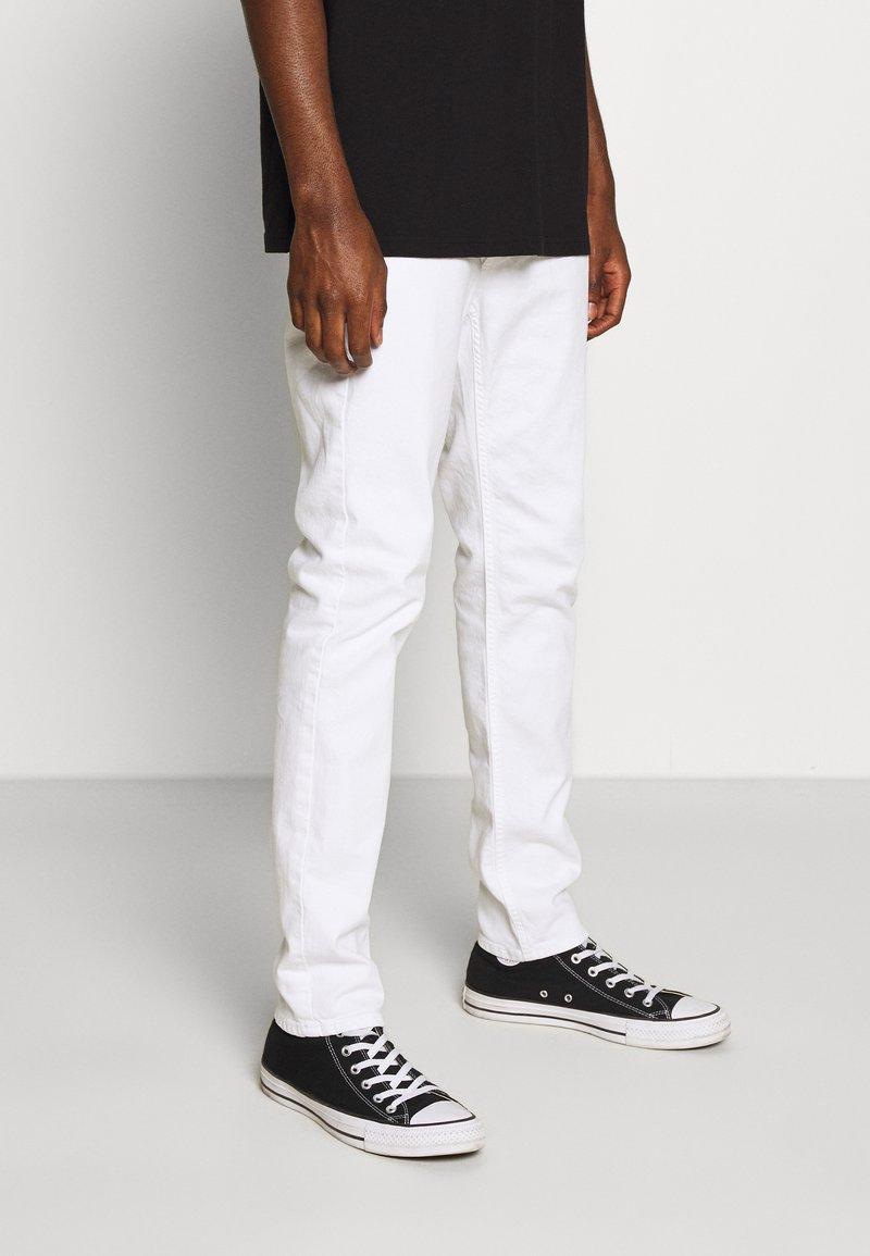 Hollister Co. - Džíny Slim Fit - white