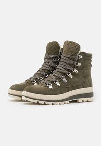 Tamaris - Winter boots - olive - 2