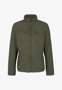 TOM TAILOR - BIKER - Light jacket - olive night green - 4
