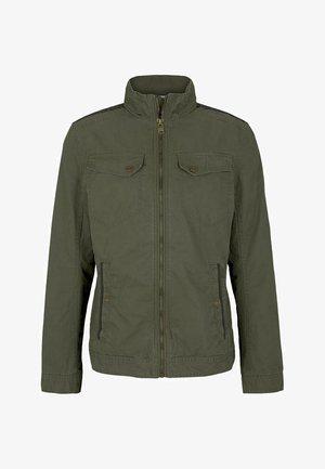 BIKER - Light jacket - olive night green