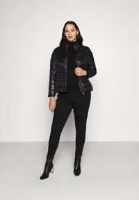 CAPSULE by Simply Be - Skinny džíny - black - 1