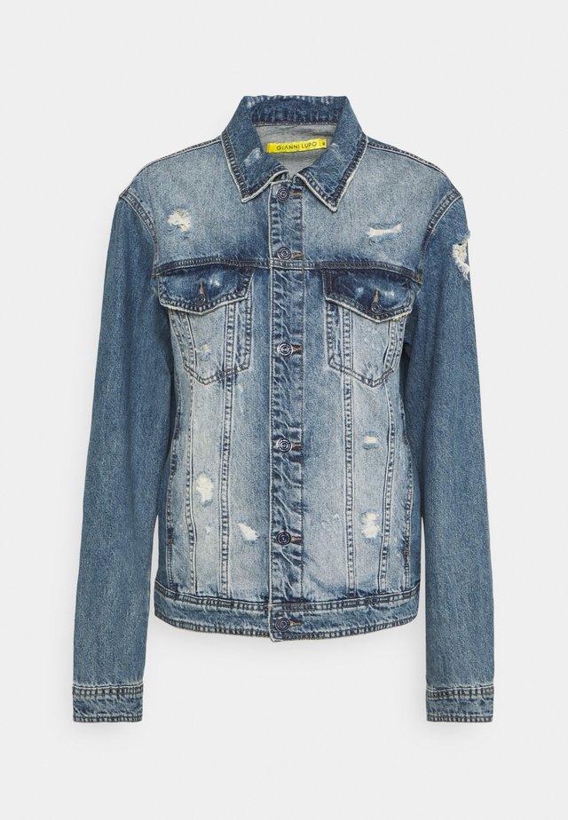 GIU  - Denim jacket - blue denim
