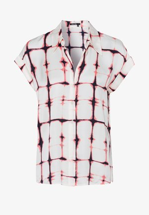 Button-down blouse - milk varied