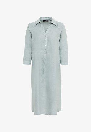 Shirt dress - zartblau