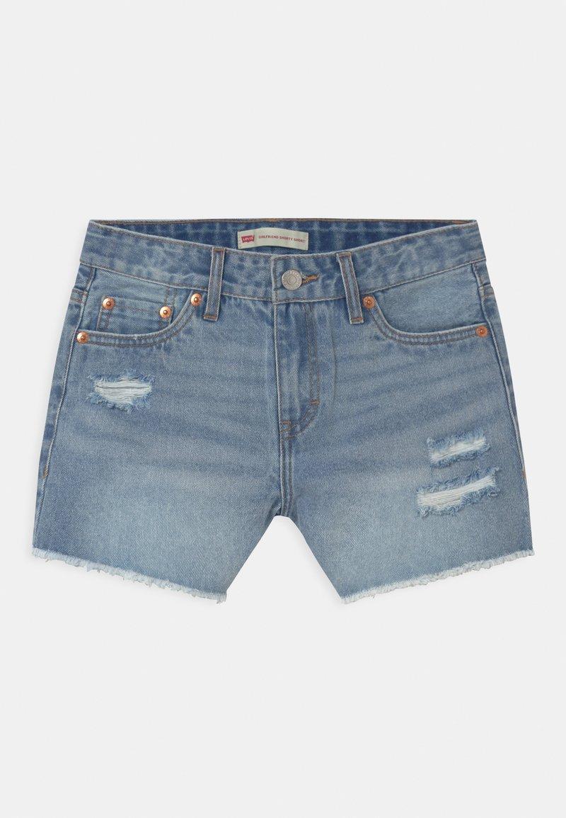Levi's® - GIRLFRIEND SHORTY - Denim shorts - newport beach