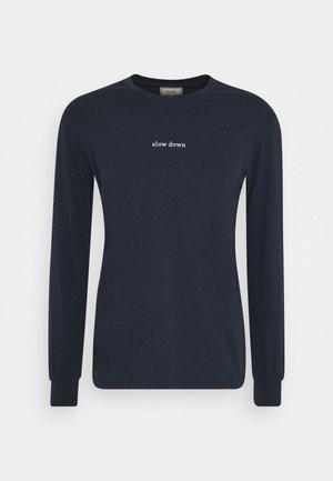 LONGSLEEVE - T-shirt à manches longues - navy