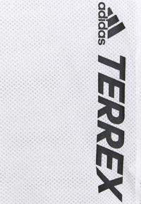 adidas Performance - TERREX PARLEY AGRAVIC SINGLET - Top - white - 2