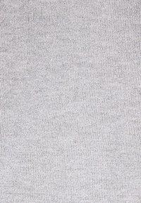 Kaffe - KAANKRA BOLERO - Cardigan - light grey/silver - 2