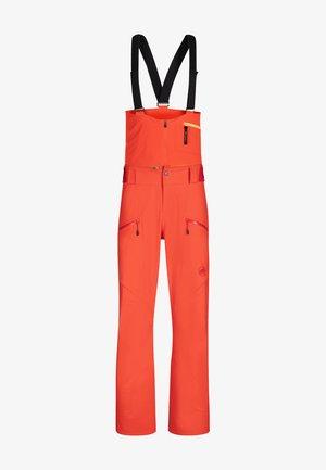 HALDIGRAT - Spodnie narciarskie - spicy