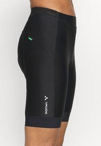Vaude - ADVANCED PANTS IV  - Leggings - black - 6