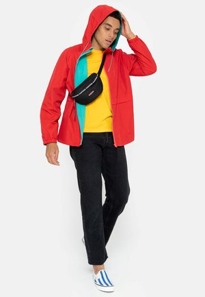 SPRINGER - Bum bag - boldpullerblack