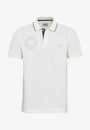 Polo shirt - broke white