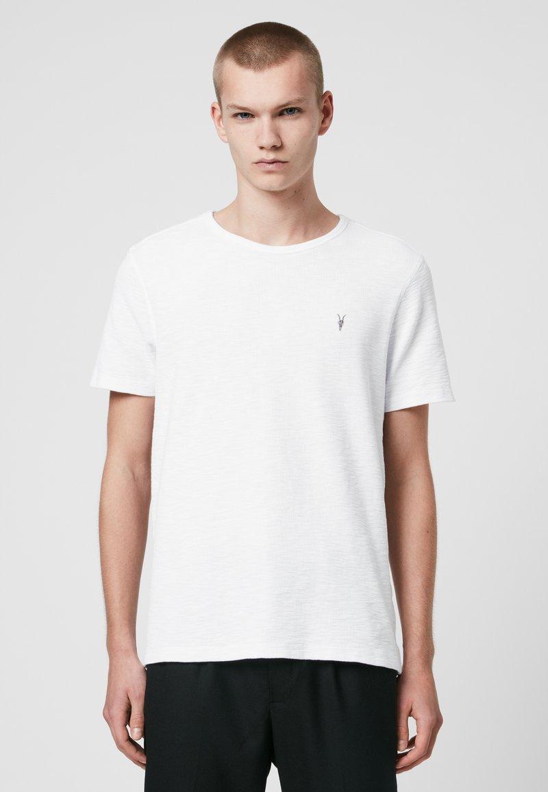 AllSaints - MUSE - Basic T-shirt - white