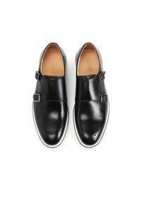 Kazar - BENITO - Eleganckie buty - Black - 3
