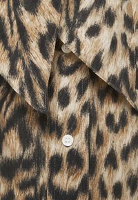 Victoria Beckham - SCARF DETAIL BLOUSE - Blouse - tan/brown - 7