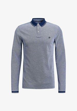 Poloshirts - greyish blue