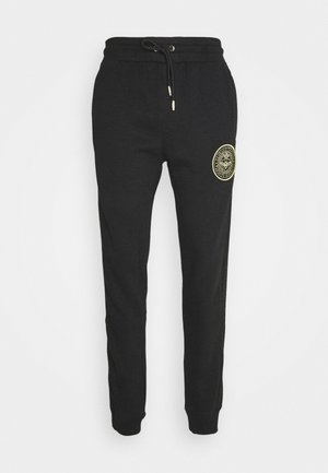 BERTO JOGGER - Tracksuit bottoms - black
