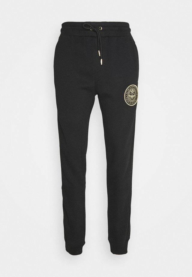 BERTO JOGGER - Pantaloni sportivi - black